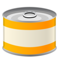 Canned Food on Google Android 8.0