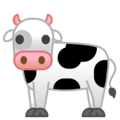Cow on Google Android 8.0