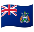 Ascension Island on Google Android 8.0