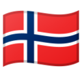 Bouvet Island on Google Android 8.0