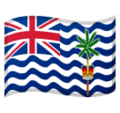 British Indian Ocean Territory on Google Android 8.0