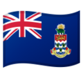 Cayman Islands on Google Android 8.0