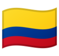 Colombia on Google Android 8.0