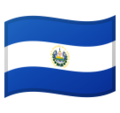 El Salvador on Google Android 8.0