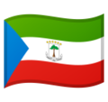 Equatorial Guinea on Google Android 8.0
