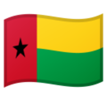 Guinea-Bissau on Google Android 8.0