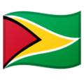 Guyana on Google Android 8.0