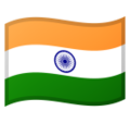 India on Google Android 8.0