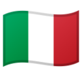 Italy on Google Android 8.0