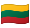 Lithuania on Google Android 8.0