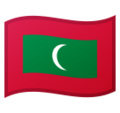 Maldives on Google Android 8.0