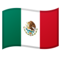 Mexico on Google Android 8.0