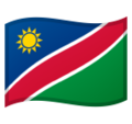 Namibia on Google Android 8.0