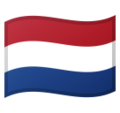Netherlands on Google Android 8.0