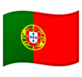 Portugal on Google Android 8.0