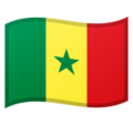 Senegal on Google Android 8.0