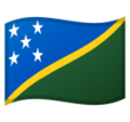 Solomon Islands on Google Android 8.0