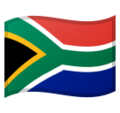 South Africa on Google Android 8.0
