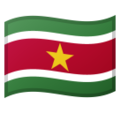 Suriname on Google Android 8.0