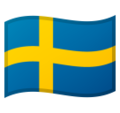 Sweden on Google Android 8.0