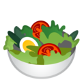 Green Salad on Google Android 8.0