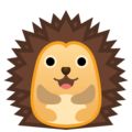 Hedgehog on Google Android 8.0