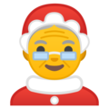Mrs. Claus on Google Android 8.0