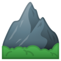 Mountain on Google Android 8.0
