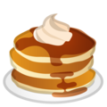 Pancakes on Google Android 8.0