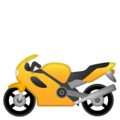 Motorcycle on Google Android 8.0