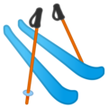 Skis on Google Android 8.0