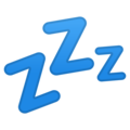Zzz on Google Android 8.0