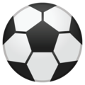 Soccer Ball on Google Android 8.0