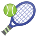 Tennis on Google Android 8.0