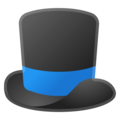 Top Hat on Google Android 8.0