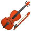 Violin on Google Android 8.0