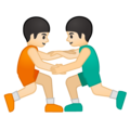 Wrestlers, Type-1-2 on Google Android 8.0