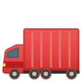 Articulated Lorry on Google Android 8.1