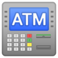 Atm Sign on Google Android 8.1