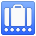 Baggage Claim on Google Android 8.1