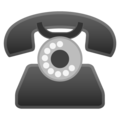 Telephone on Google Android 8.1