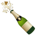 Bottle With Popping Cork on Google Android 8.1