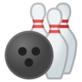 Bowling on Google Android 8.1