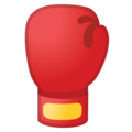 Boxing Glove on Google Android 8.1