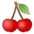 Cherries on Google Android 8.1