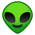 Alien on Google Android 8.1
