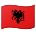 Albania on Google Android 8.1
