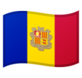 Andorra on Google Android 8.1