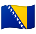 Bosnia & Herzegovina on Google Android 8.1