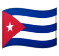 Cuba on Google Android 8.1